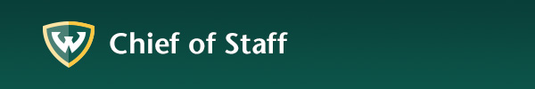 Chief of Staff - Wayne State University
