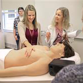 Mid-Central Regional Center Works with CMU's Future Doctors to Help Youngsters Dream Big