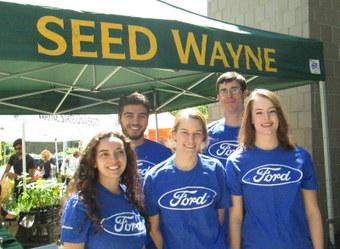 SEED Wayne Fellowship Student Spotlight - Jackie Palmer