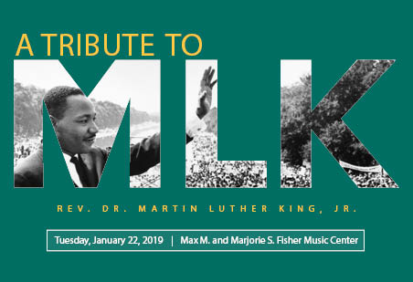 Wayne State to hold annual tribute to Dr. Martin Luther King Jr.