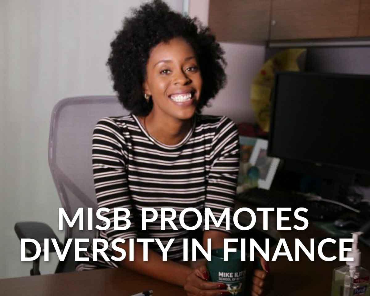 PwC MPREP Scholars help business school students excel