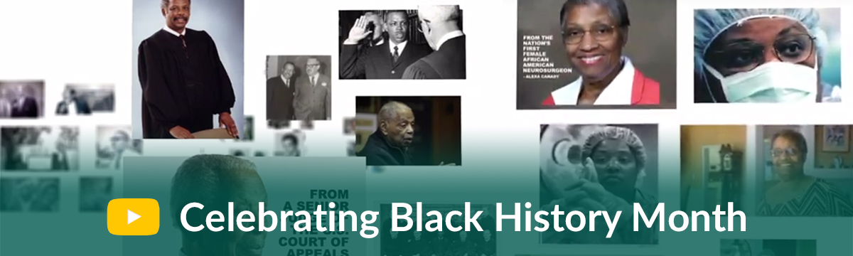 Black History Month video