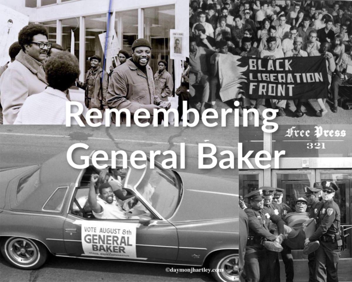 General Baker book