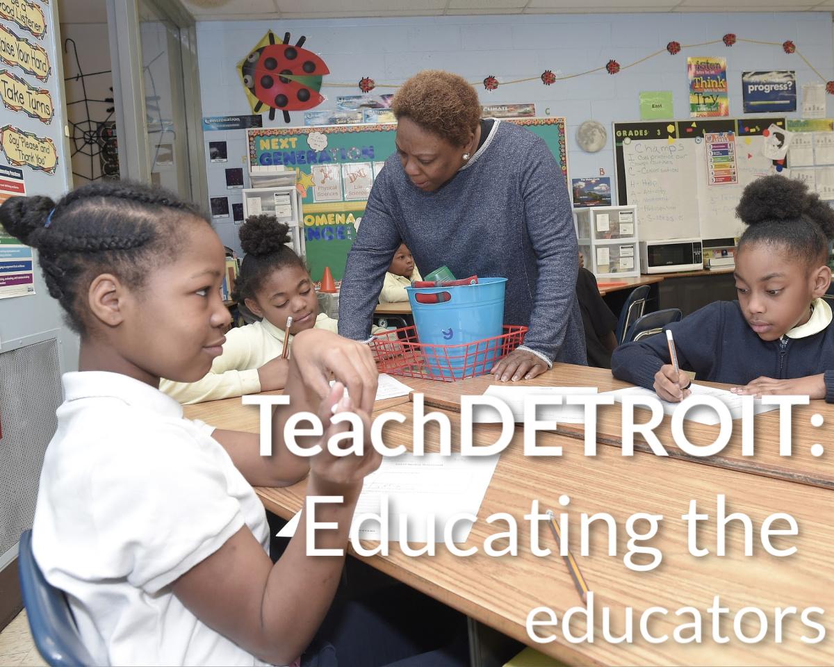 TeachDETROIT