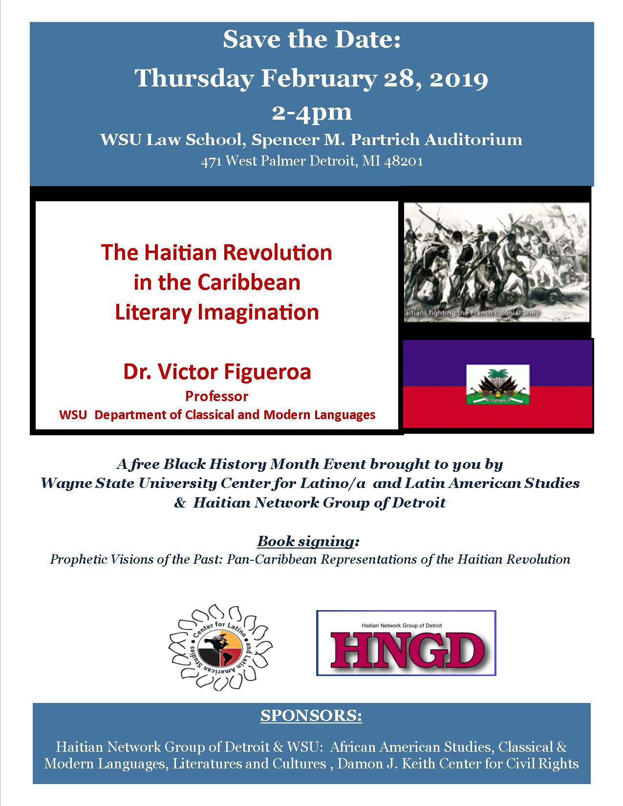 The Haitian Revolution in the Caribbean Literary Imagination