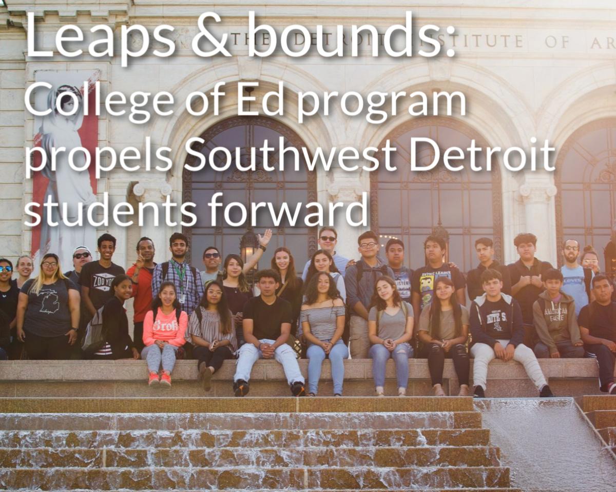 Upward Bound in Southwest Detroit