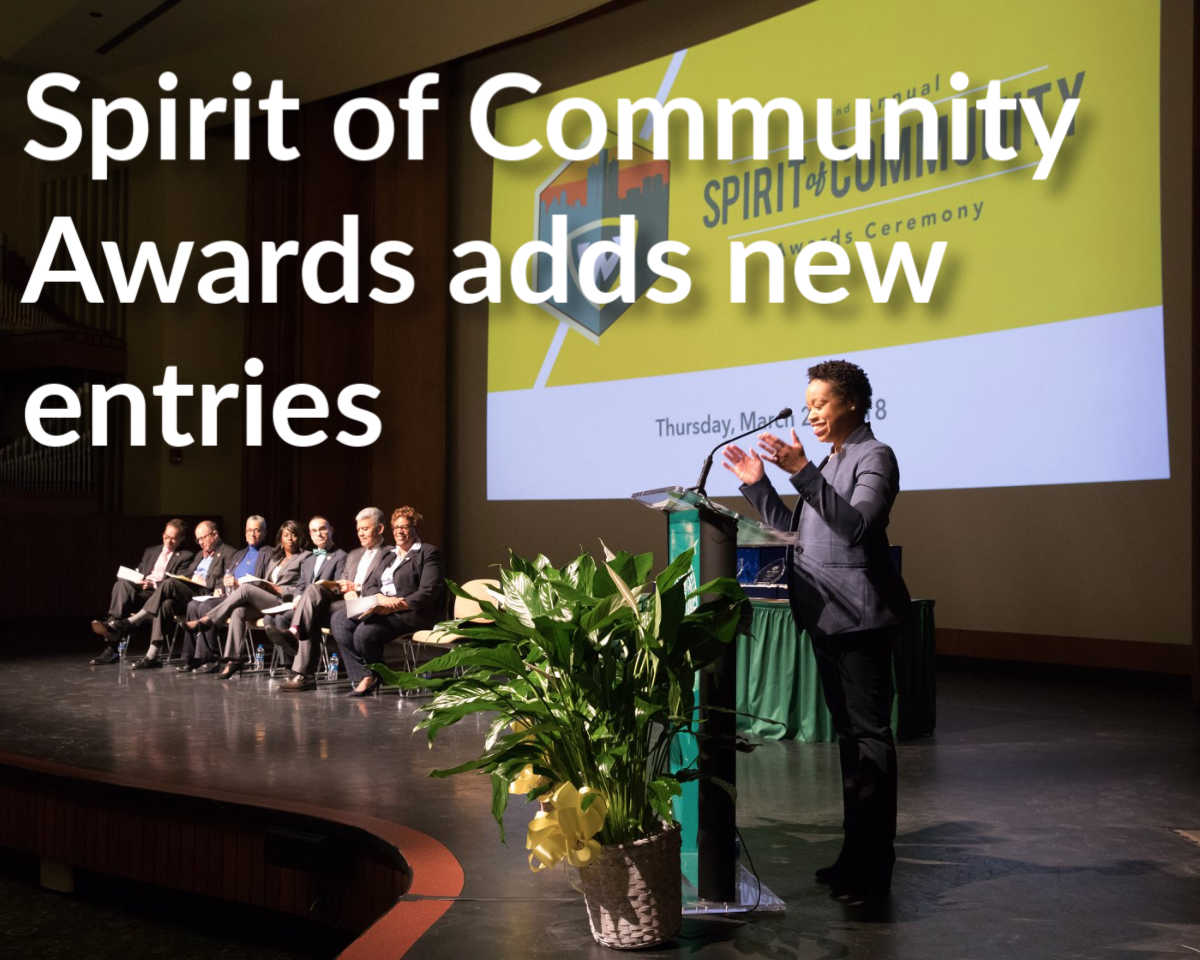Spirit of Community Awards expands to include new diversity honors