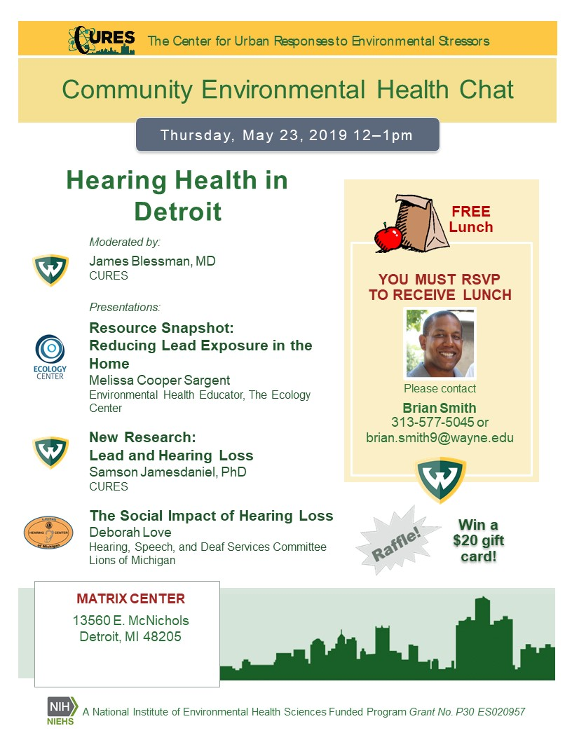 CURES Community Environmental Health Chat