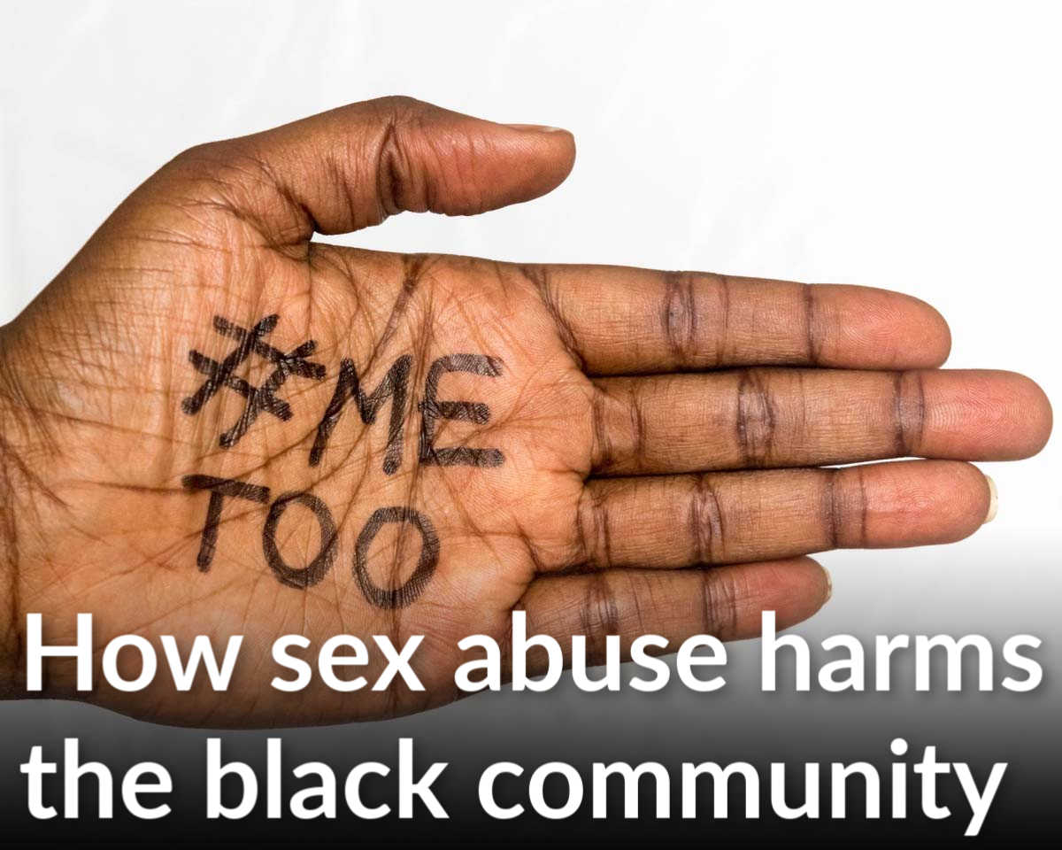 The unique harm of sexual abuse in the black community