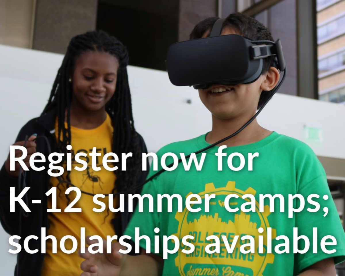 Summer camp scholarships