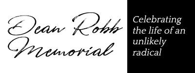 Dean Robb memorial June 6