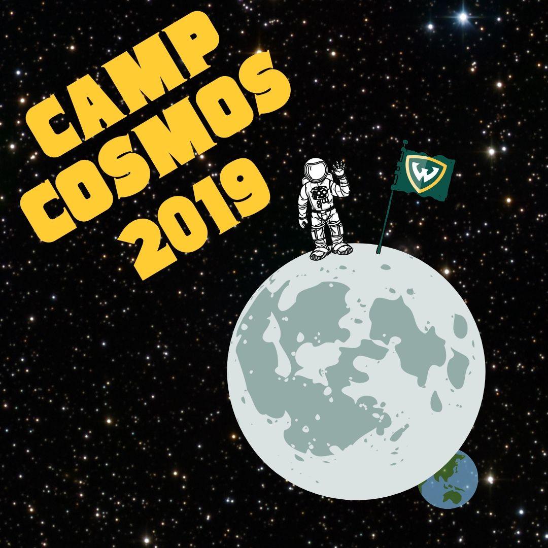 Camp Cosmos registration