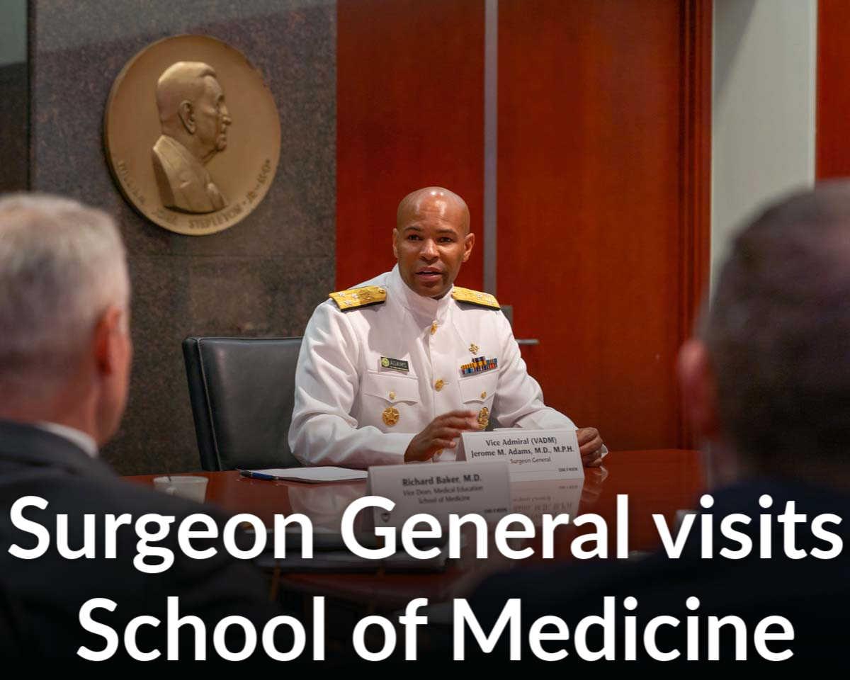 Surgeon General speaks at WSU