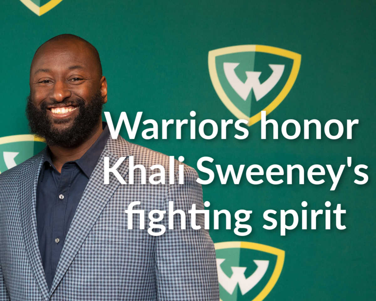 Video of Khali Sweeney