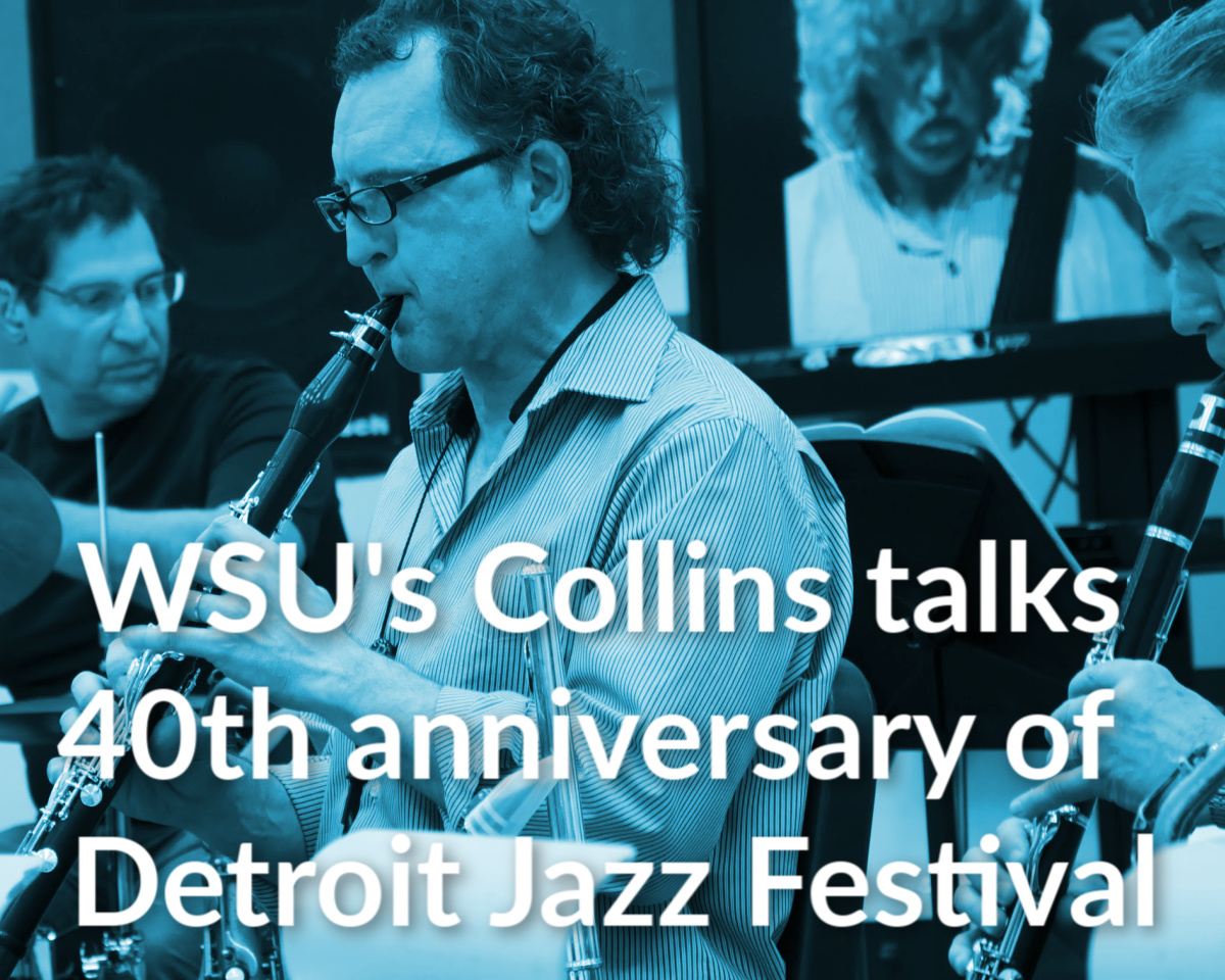 40th annual Detroit Jazz Festival