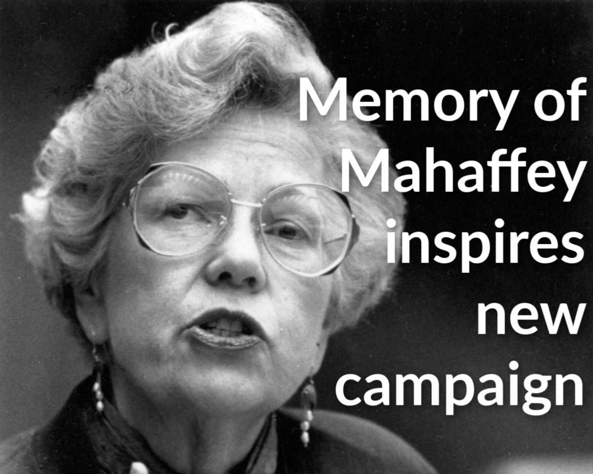 Maryanne Mahaffey Campaign