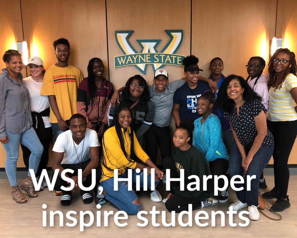 Hill Harper program