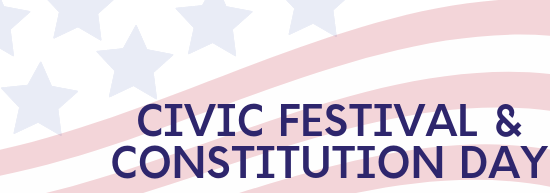 Fifth annual Civic Festival and Constitution Day