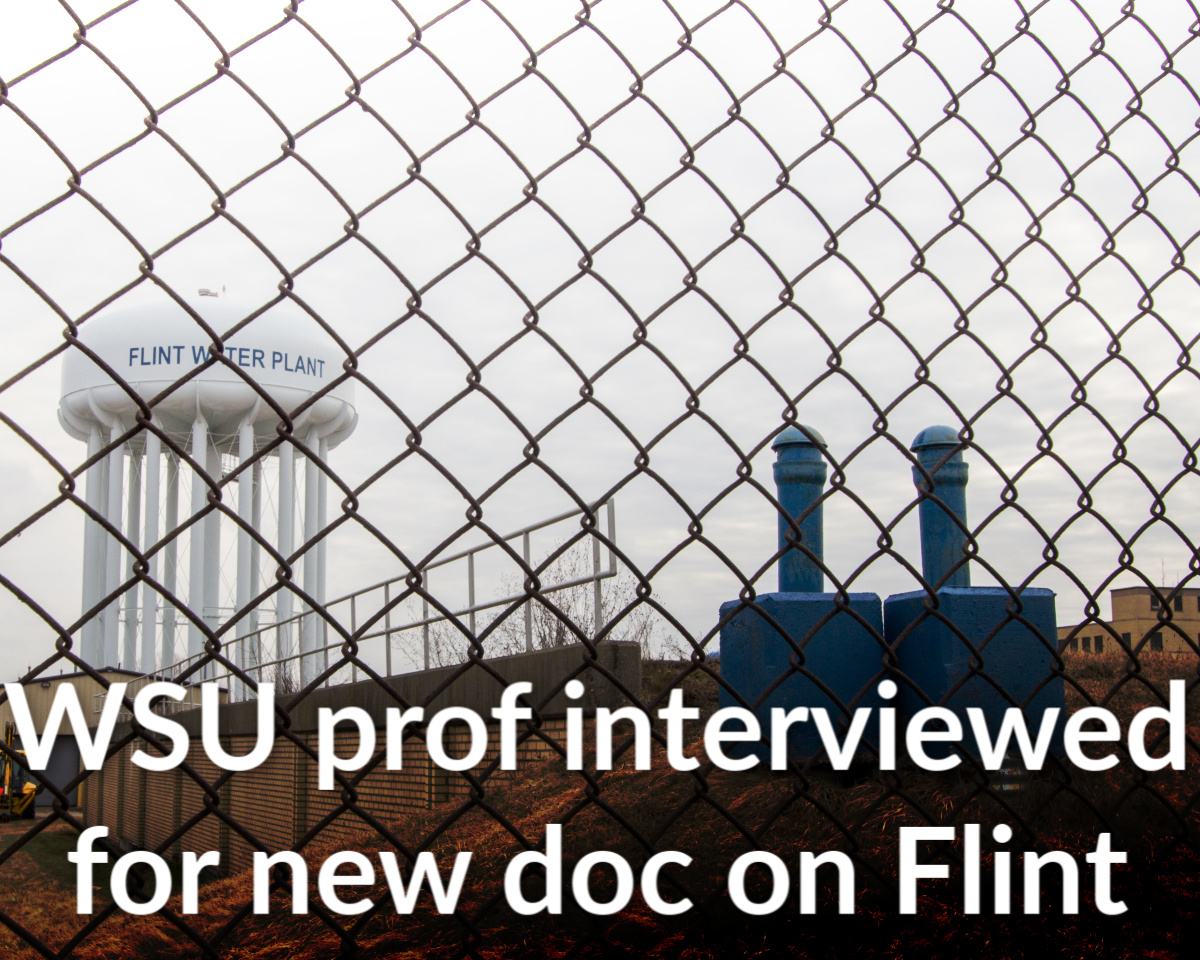 Flint water doc on Frontline
