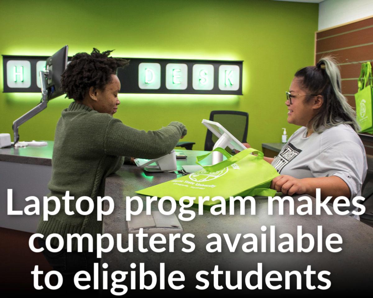 Warrior Laptop program