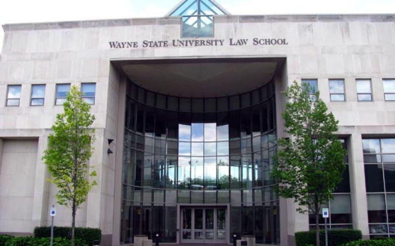 Wayne Law School tour