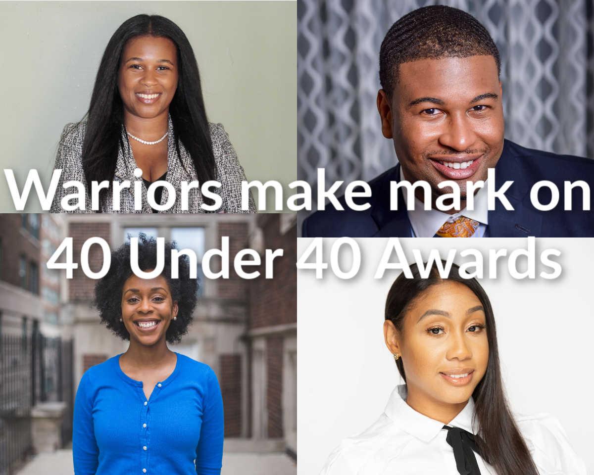 WSU alumni, staff among 40 Under 40 Awards winner