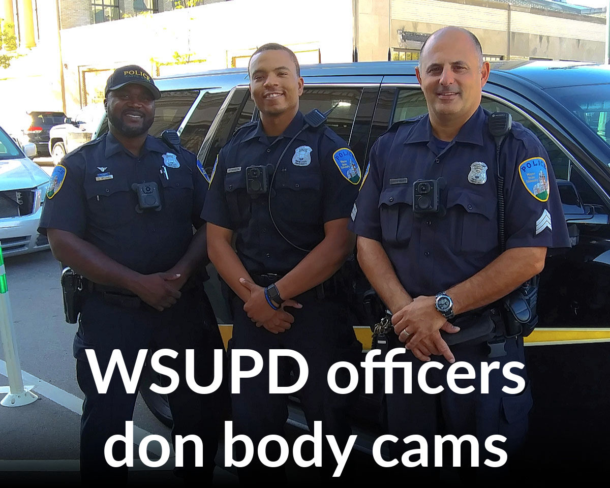 WSUPD body cams