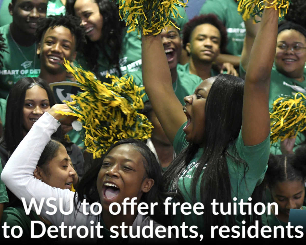 Heart of Detroit Tuition Pledge