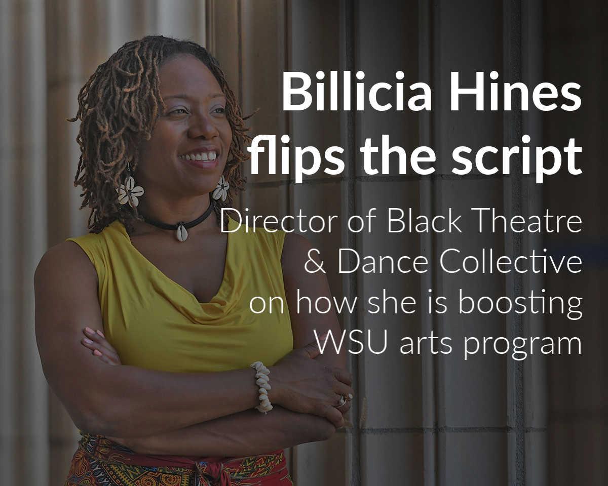 Billicia Hines Q&A