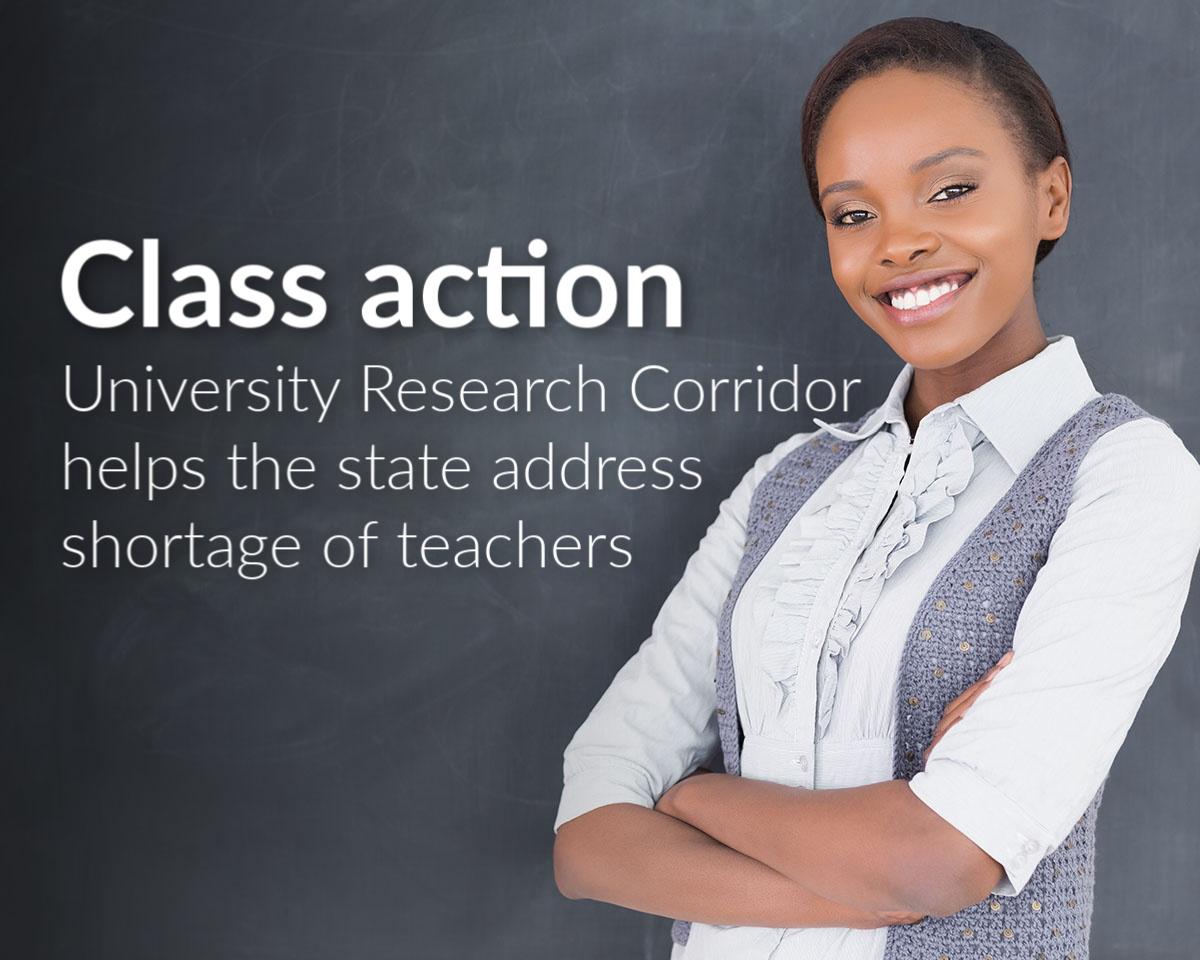 URC producing qualified teachers