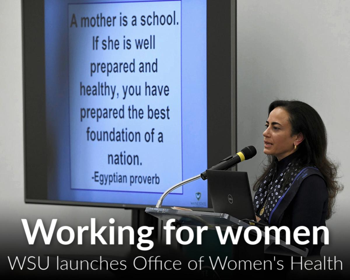 Office of Women's Health story