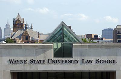 Wayne Law Black History Month: Law Partners Panel