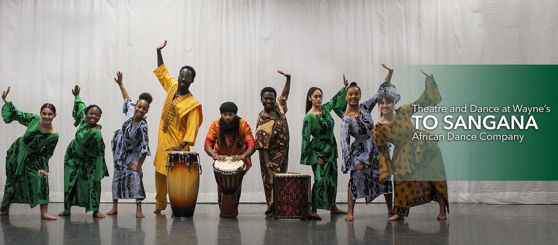 To Sangana African Dance Concert