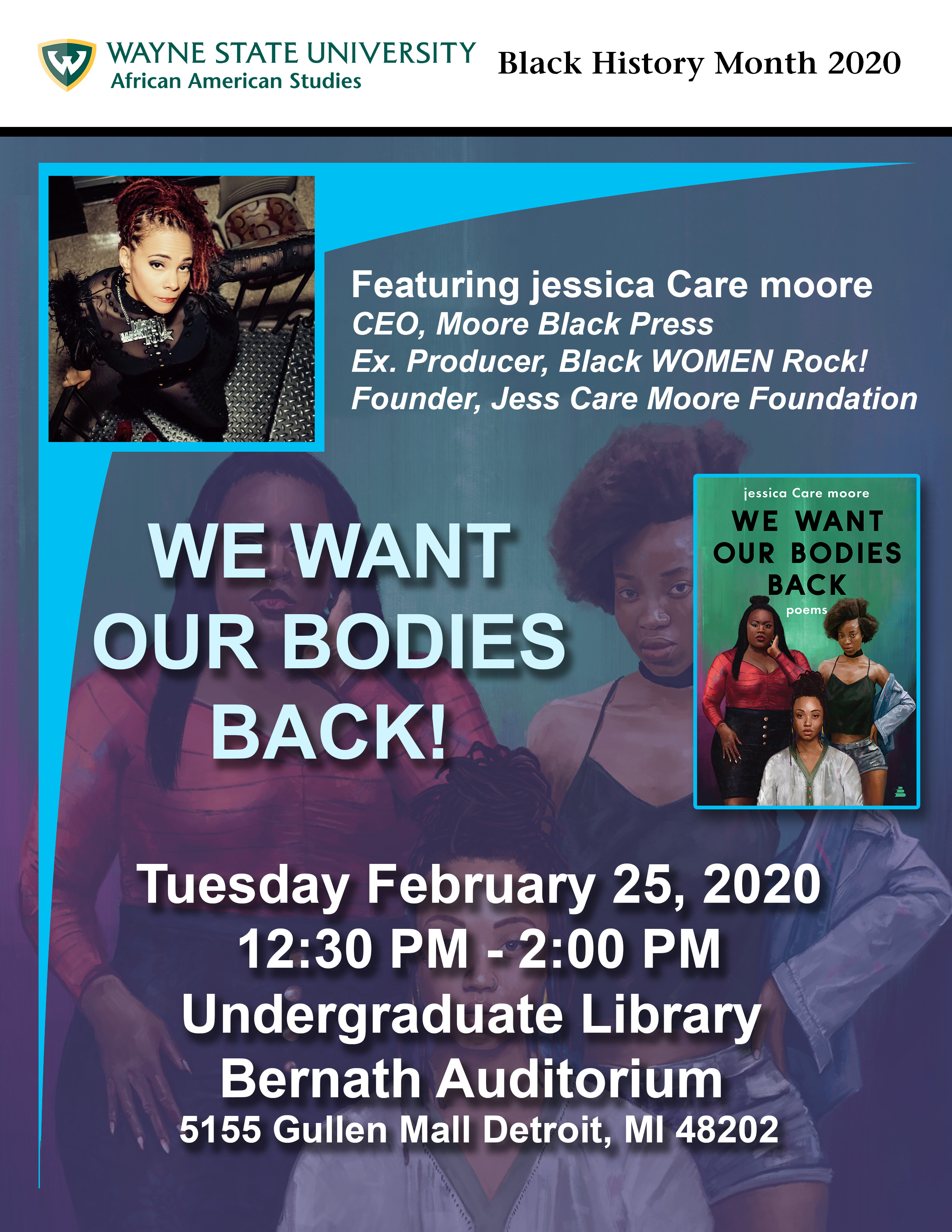 We Want Our Bodies Back!
