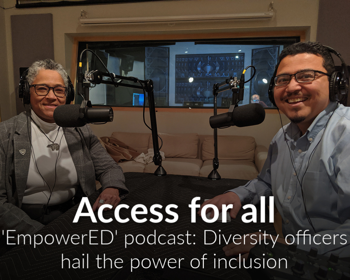 Drs. Chamblee and Savala on how diversity and inclusion complement each other