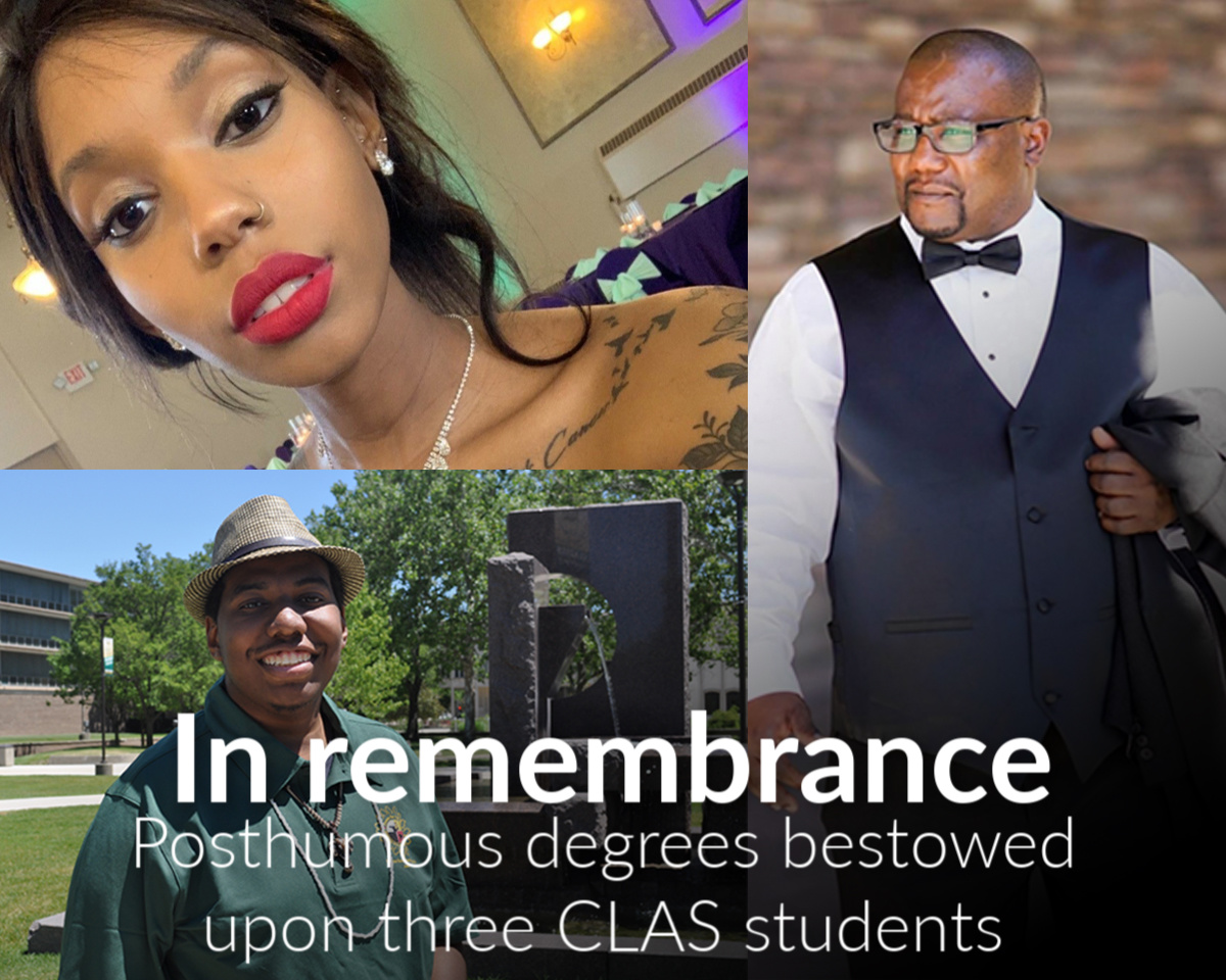 Board of Governors bestows posthumous degrees on three WSU who died from coronavirus infection