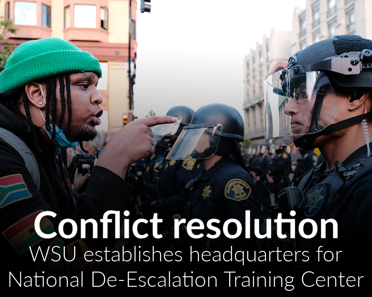 National De-escalation Training Center