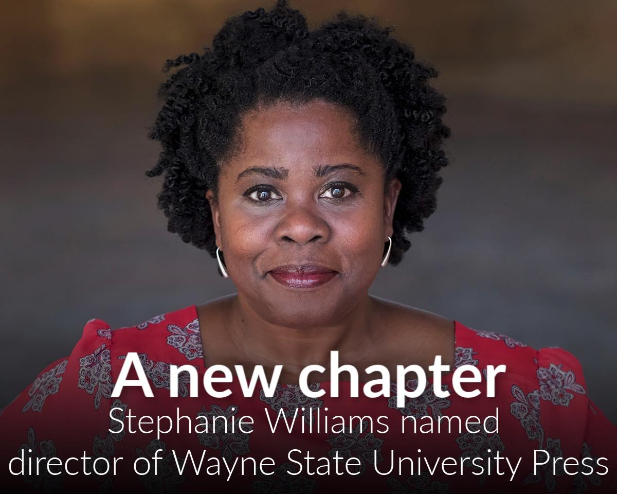Stephanie Williams appointed director of WSU Press