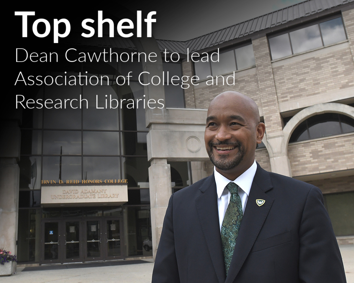 Wayne State Library System dean elected president of Association of College and Research Libraries