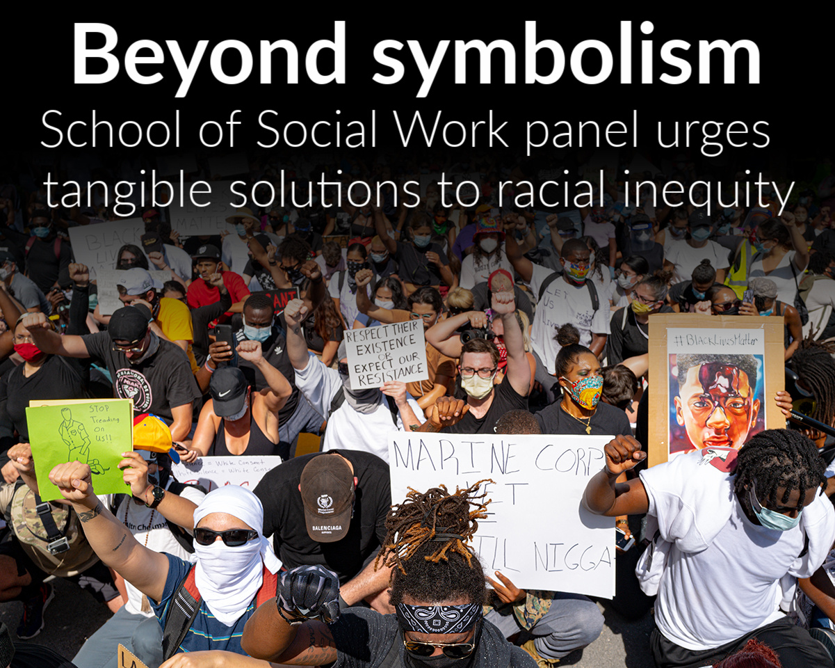More than just a hashtag. A social work exploration of racial inequality in Detroit and steps to move us forward.