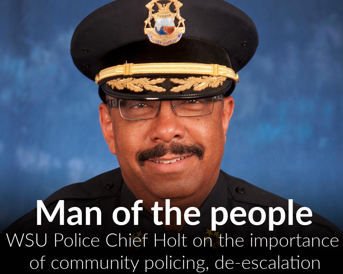 Tony Holt profile