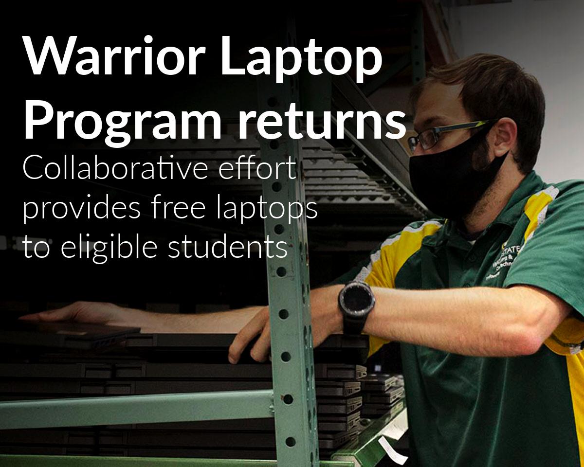 Return of the Warrior Laptop Program