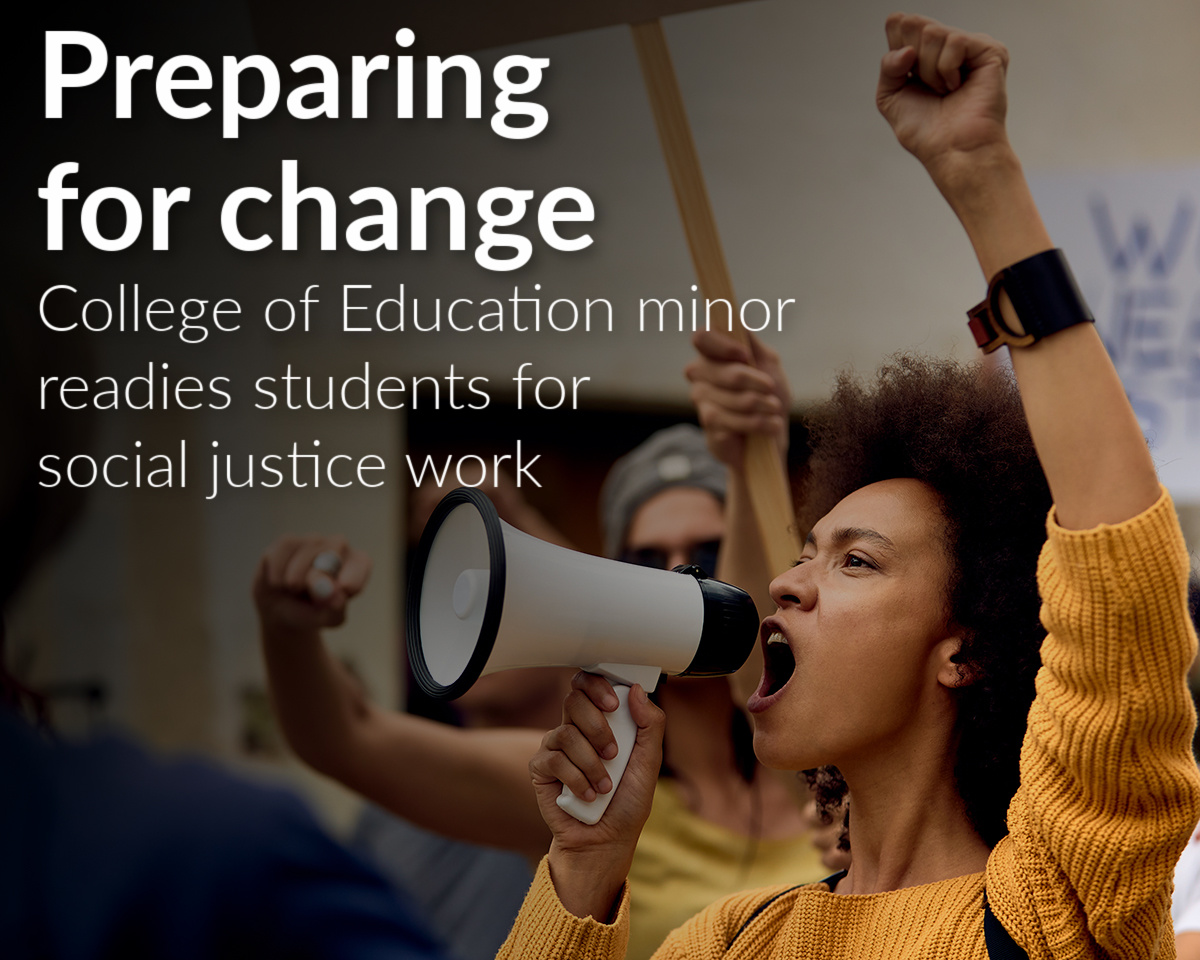 New minor in urban education and equity studies prepares students to become change agents