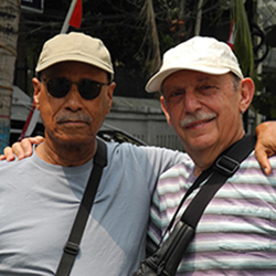 Two Husbands: One Black, One White; Both Gay and Old; and Still Dancing