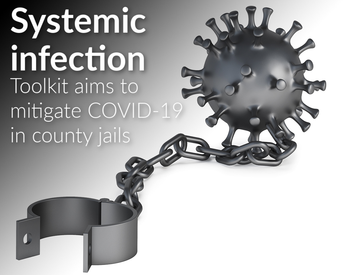 CBHJ, School of Medicine and Wayne County develop toolkit of COVID-19 mitigation strategies for Michigan county jails