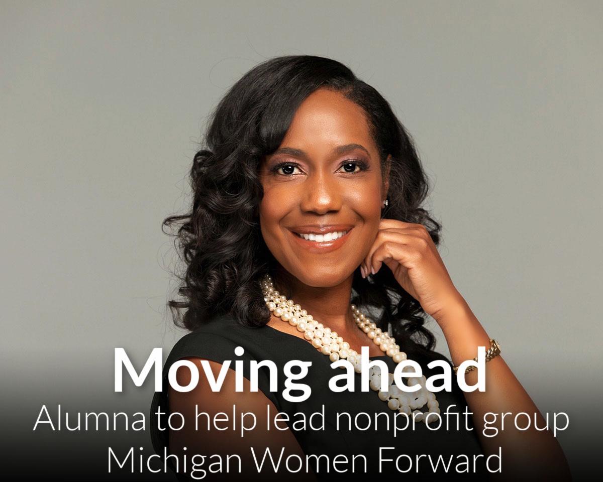Michigan Chronicle: Ilitch School M.B.A. grad becomes Chief Lending Officer for Michigan Women Forward