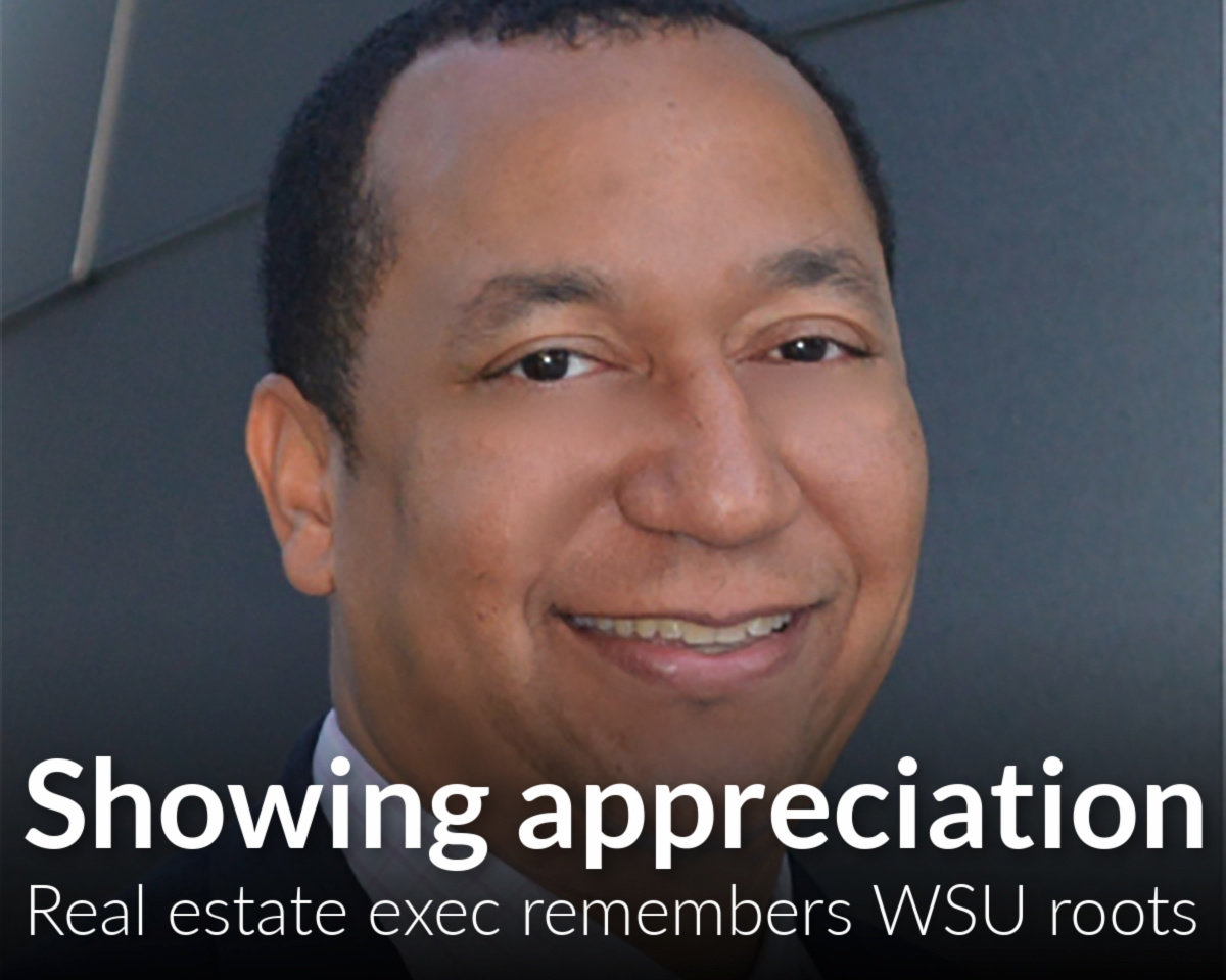 Los Angeles real estate executive does not forget Wayne State roots