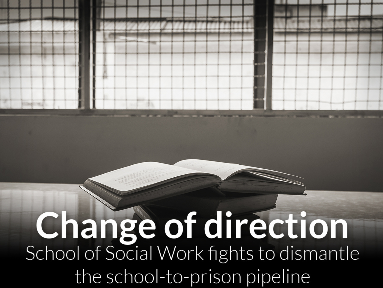 Community Collaborations: Social Work faculty and students work to Dismantle the School-to-Prison Pipeline (DSTOPP) intruding on Detroit's bright youth