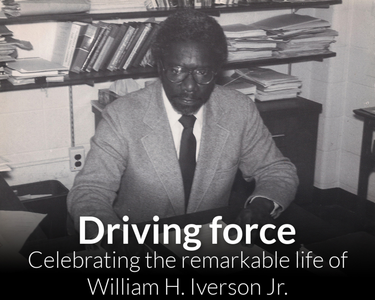 William Iverson Jr.: A Century of Driving America Forward