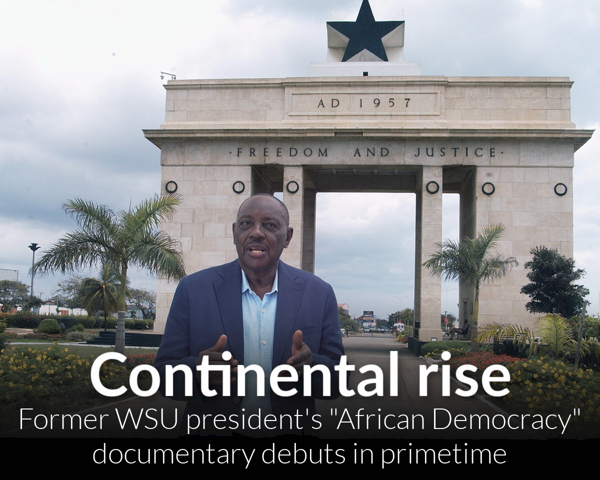 Decade in the making, 'African Democracy: Hopes and Challenges' documentary makes primetime debut